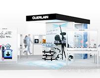 Enthralling Eden Guerlain Mobile Event Space Design