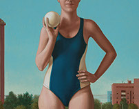 Suburban Swimmer