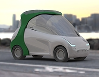 """Master thesis """"Electric vehicle for smart cities"""""""