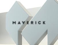 Maverick Limited | Brand Development