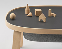 Any-Way Table and Stool