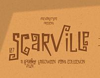 Scarville Fancy Font