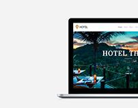 Hotel WordPress Theme - Responsive Website Builder