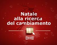 IKEA | Youtube Masthead