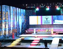 Stage design - Medellín Ciudad Escuela 2014