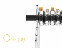 OBLIQUE: A COCKTAIL DISPENSER