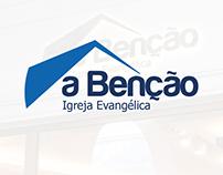 Brand Church - Logo A Benção Igreja Evangélica