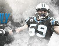 Carolina Panthers - 2015 Wallpapers