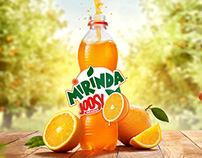 Mirinda Joosy Orange