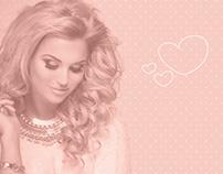 Nacomi Cosmetics Website Design