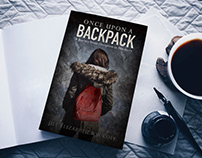 Once Upon A Backpack book Cover Design