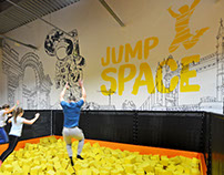 Jump Space in Riga, Latvia