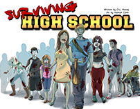 Surviving High School - Comic