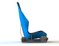 Racing seat concept