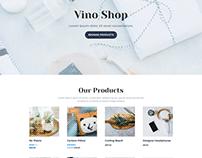 Cosmetic Shop Website