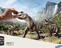 "Samsung Dinosaur ""Valley"""