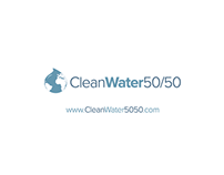 Clean Water 50/50 Poster