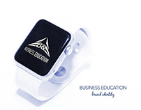Business Education Logo Design