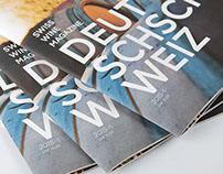 Swiss Wine Magazine 2015-1
