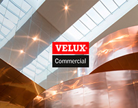 VELUX Commercial Visual Identity
