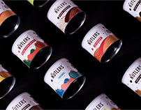 Nutlers Package Design & Photoshoot