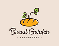 Bread Garden - Brand Design