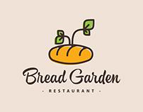 Bread Garden - Brand Design