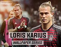 Loris Karius - Wallpaper Series