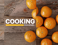 Cooking Channel - Refresh