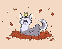 King of the Leaves