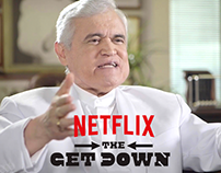 Netflix, 'The Get Down' & Jorge Barón