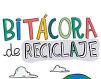 Bitácora de reciclaje - Kids' Activity Book