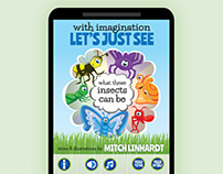 Let's Just See: Insects |  Interactive Storybook App