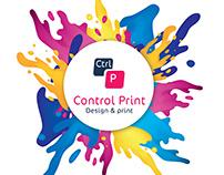 (Control Print) Branding