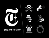 New York Times: Editorial Illustrations