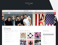 Apple music redesign