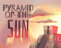 Pyramid of the Sun - tabletop game