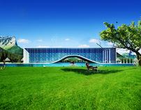 Mevlana cultural center - Turkey