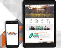 WIND Business Factor website