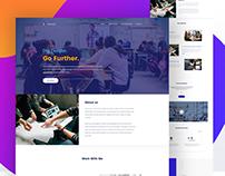 Education Web Theme