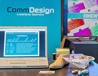 CommDesign at the King Experience 2015