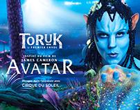 Cirque du Soeil - Toruk