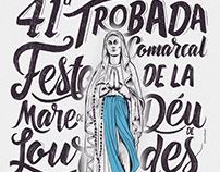 Lourdes Virgin