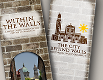 Intramuros Travel Brochure