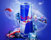 Red Bull key visual