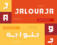 Jalouaja Construction - Brand design