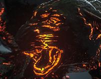 Statue (RedShift3D)