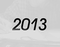 Portfolio · 2013