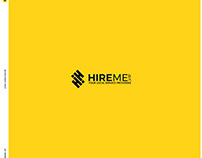 Brand Guideline Hireme.vip (Inspirational Design)