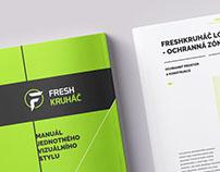 Brand manual - FreshKruhac